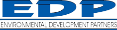 EDP Water | Environmental Development Partners, LLC Mobile Retina Logo